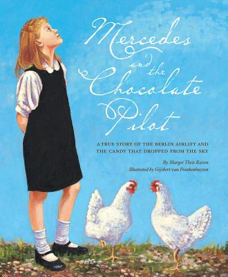 Pathways: Grade 3 Mercedes and the Chocolate Pilot Trade Book (True Story) Cover Image