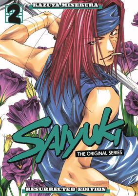 Saiyuki: The Original Series  Resurrected Edition 2 Cover Image
