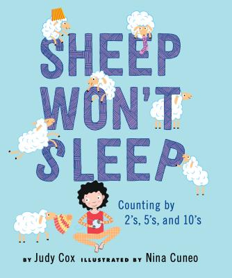 Sheep Won't Sleep Cover Image