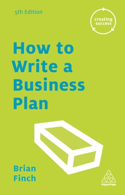 How to Write a Business Plan (Creating Success) Cover Image