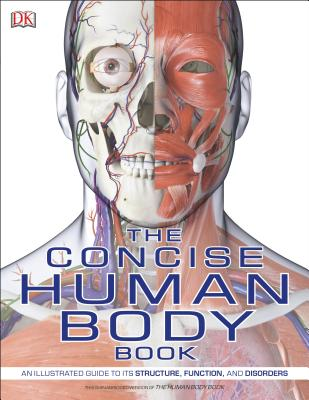 The Concise Human Body Book Cover Image