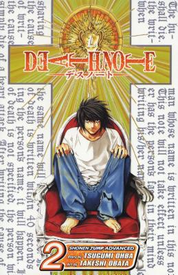 Death Note, Vol. 2 Cover Image