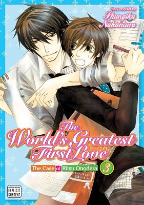 Cover for The World's Greatest First Love, Vol. 3 (The World's Greatest First Love #3)