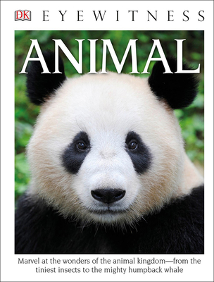 Animal ( DK Eyewitness Books ) Cover Image