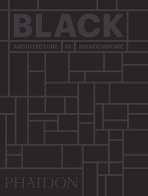 Black: Architecture in Monochrome, mini format Cover Image