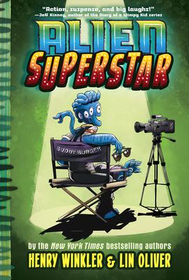 Alien Superstar (Book #1) Cover Image