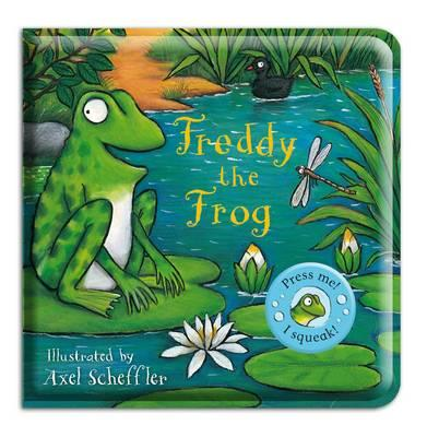 Freddy the Frog Cover