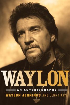 Waylon: An Autobiography Cover Image