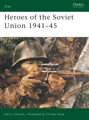 Heroes of the Soviet Union 1941 45 Cover