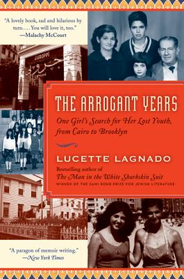 The Arrogant Years Cover