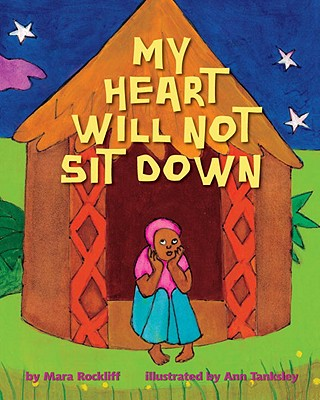 My Heart Will Not Sit Down Cover