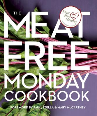 The Meat Free Monday Cookbook Cover