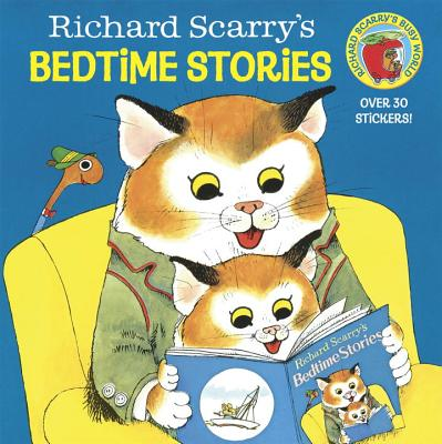 Richard Scarry's Bedtime Stories Cover