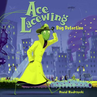 Ace Lacewing Cover