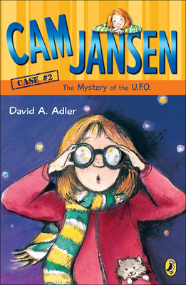 CAM Jansen and the Mystery of the U.F.O. Cover Image