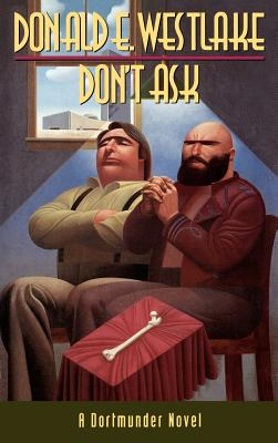 Cover for Don't Ask