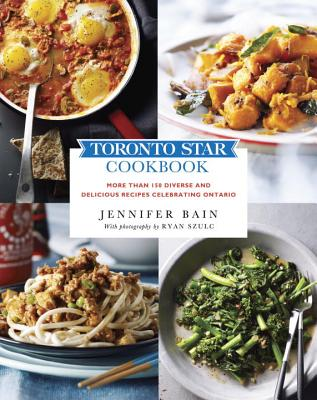 Toronto Star Cookbook Cover