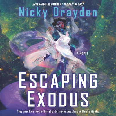 Escaping Exodus Cover Image