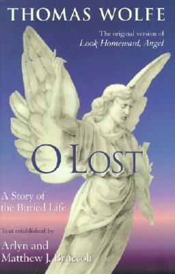 O Lost Cover