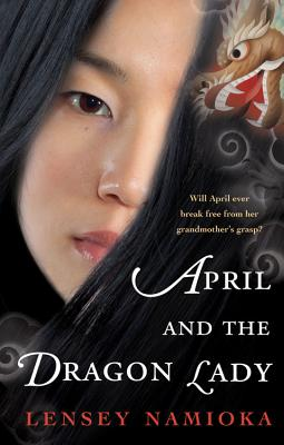 April and the Dragon Lady Cover Image