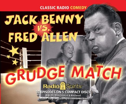 Jack Benny vs. Fred Allen: Grudge Match Cover Image