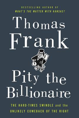 Pity the Billionaire Cover