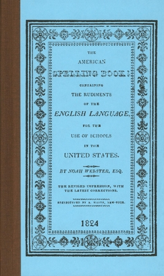 American Spelling Book Cover Image