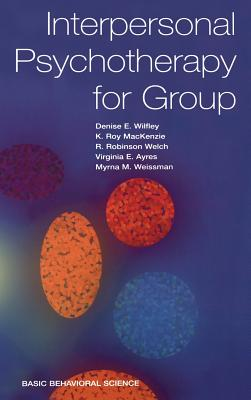 Cover for Interpersonal Psychotherapy For Group