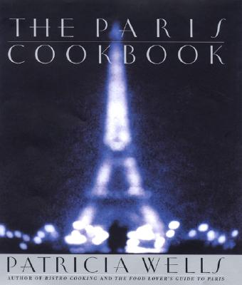 The Paris Cookbook Cover
