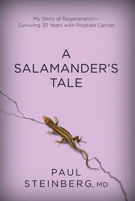 A Salamander's Tale Cover
