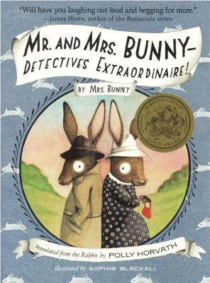 Mr. and Mrs. Bunny Cover Image