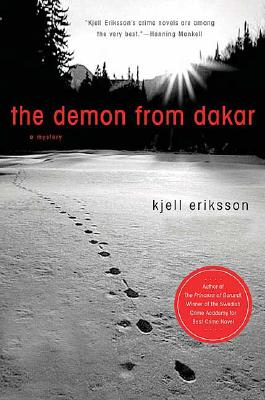 The Demon of Dakar Cover