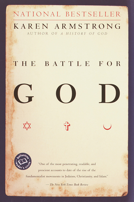 The Battle for God: A History of Fundamentalism Cover Image