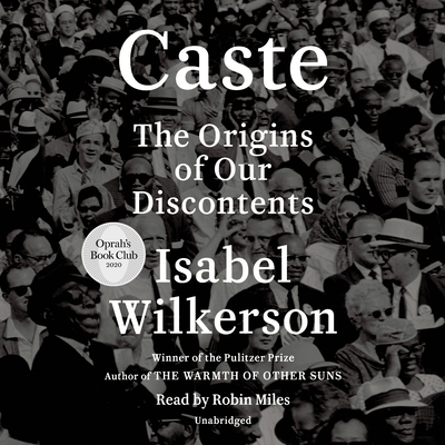 Caste (Oprah's Book Club): The Origins of Our Discontents Cover Image
