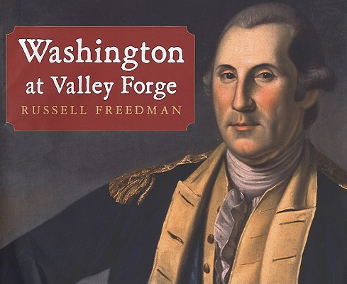 Washington at Valley Forge Cover