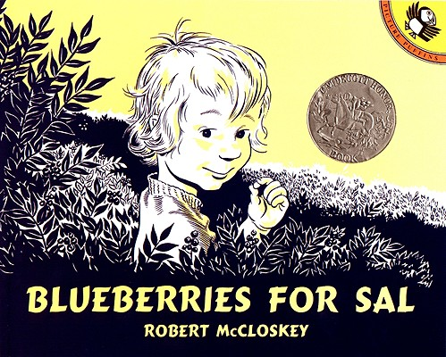 Blueberries for Sal Cover Image