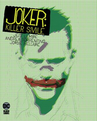 Joker: Killer Smile Cover Image