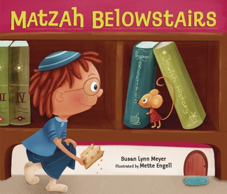 Matzah Belowstairs Cover Image