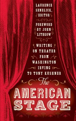 Cover for The American Stage