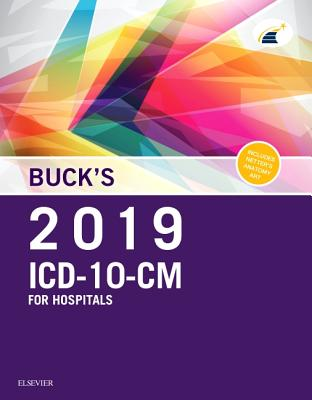 Buck's 2019 ICD-10-CM Hospital Edition Cover Image