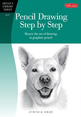 Cover for Pencil Drawing Step by Step