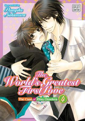 Cover for The World's Greatest First Love, Vol. 4 (The World's Greatest First Love #4)