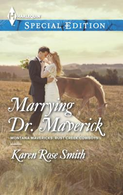 Marrying Dr. Maverick Cover