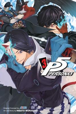 Persona 5, Vol. 3  Cover Image