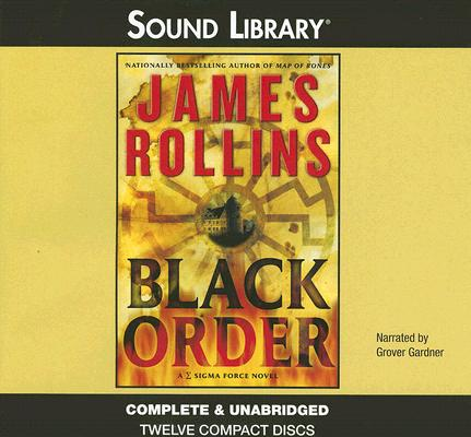 Black Order (Sound Library) Cover Image