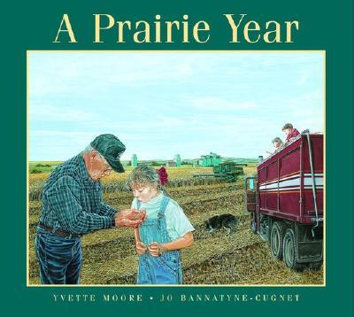 A Prairie Year Cover