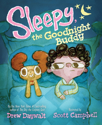 Sleepy, the Goodnight Buddy Cover Image