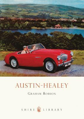 Austin-Healey Cover