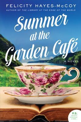 Summer at the Garden Cafe: A Novel Cover Image