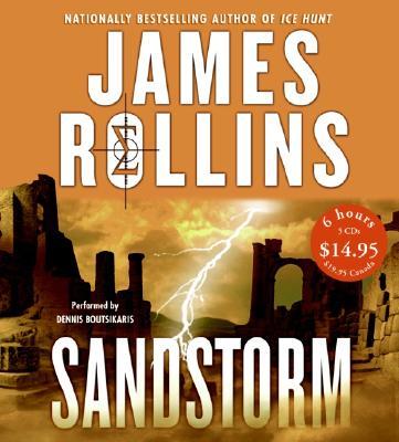 Sandstorm CD Low Price: Sandstorm CD Low Price Cover Image